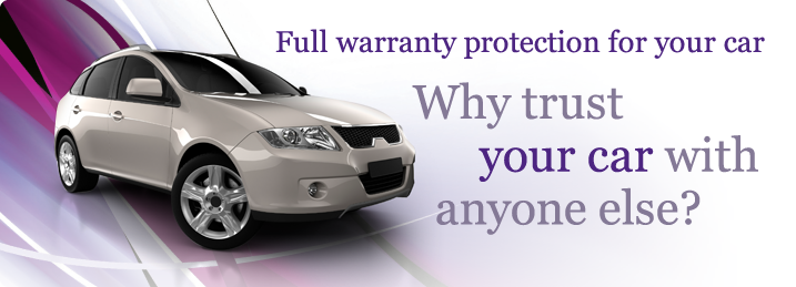 Full cover insurance for your car. Why trust your car with anyone else?